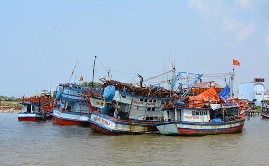 Cà Mau: 11 thuyền viên bị Hải quân Thái Lan bắt giữ, chờ ngày ra tòa