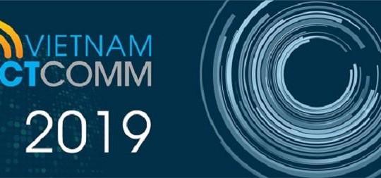 Vietnam ICT COMM 2019 quy tụ nhiều thiết bị công nghệ hiện đại