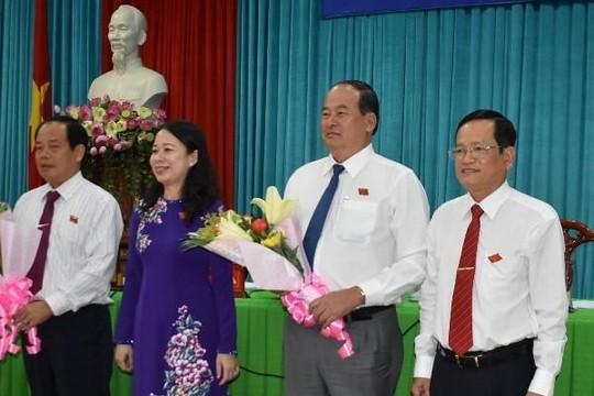 TS Nguyễn Thanh Bình làm Chủ tịch UBND tỉnh An Giang