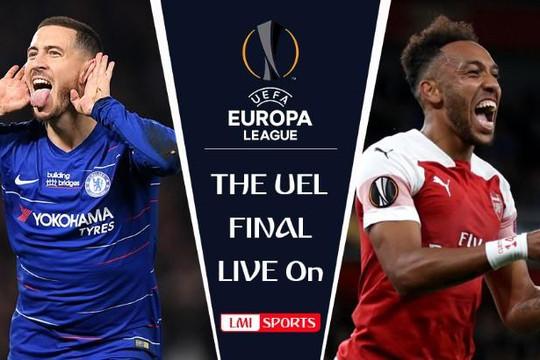 Chelsea - Arsenal 4-1: Danh hiệu cho Sarri và quà chia tay của Hazard