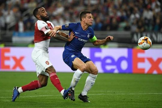 Hazard lập cú đúp giúp Chelsea đánh bại Arsenal, đăng quang Europa League lần hai