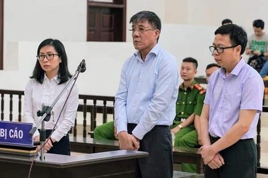 Nguyên TGĐ PVEP Đỗ Văn Khạnh bị đề nghị mức án 3 đến 4 năm tù