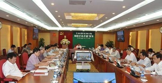 Đề nghị Bộ Chính trị kỷ luật nguyên thứ trưởng Bộ Quốc phòng Nguyễn Văn Hiến
