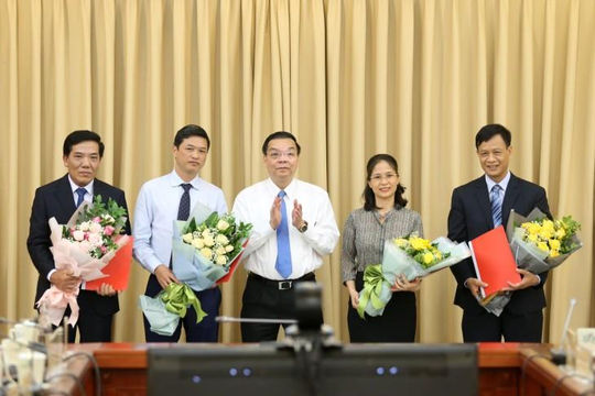 Bộ Khoa học và Công nghệ bổ nhiệm nhiều nhân sự mới