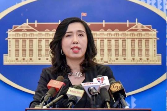 Bộ Ngoại giao lên tiếng về phát biểu của thủ tướng Singapore 'Việt Nam xâm lược Campuchia'