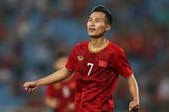 Triệu Việt Hưng, Tiến Linh ghi bàn giúp U.23 Việt Nam thắng Myanmar trong trận 'thuỷ chiến'
