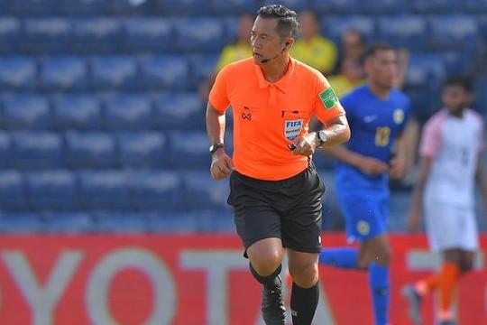 Trọng tài Thái Lan có gây bất lợi cho thầy trò Park Hang-seo ở chung kết với Curacao?