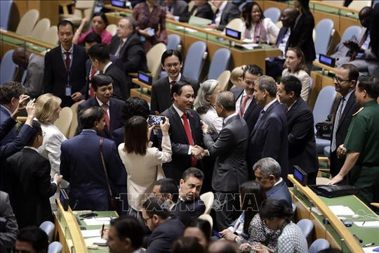 Báo chí quốc tế nói về việc VN trở thành ủy viên Hội đồng bảo an LHQ