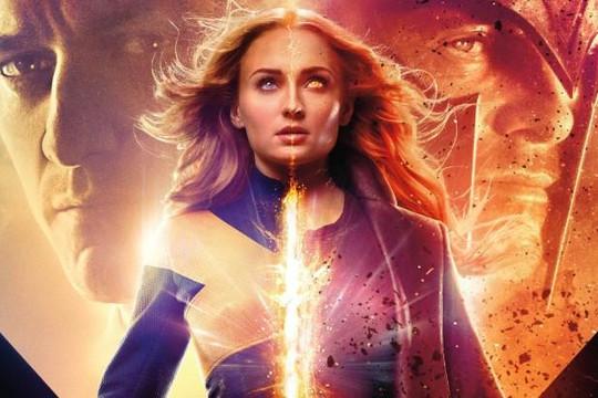Từ bom tấn, 'X-Men: Dark Phoenix' chính thức trở thành bom xịt tại phòng vé