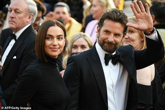 Tình yêu với Irina Shayk đã nguội lạnh khi Bradley Cooper làm phim 'A Star Is Born'