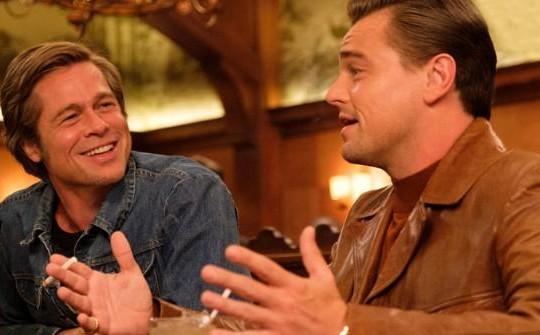 Phim mới của Brad Pitt và Leonardo DiCaprio bị người nhà nhân vật liên tục phản ứng