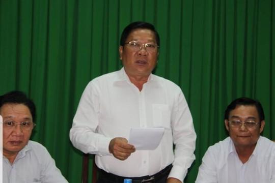 Sóc Trăng nhận khuyết điểm vụ ông Trịnh Sướng làm giả hàng triệu lít xăng