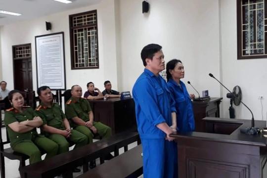 Thái Bình: Phạt 27 năm tù 2 vợ chồng giám đốc lừa đảo