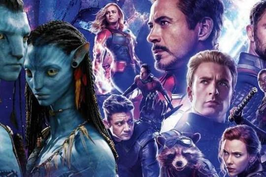 Bom tấn Avengers Endgame khó có thể soán ngôi Avatar