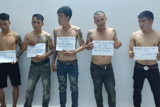 Cần Thơ: Khởi tố nhóm thanh niên tự xưng cảnh sát