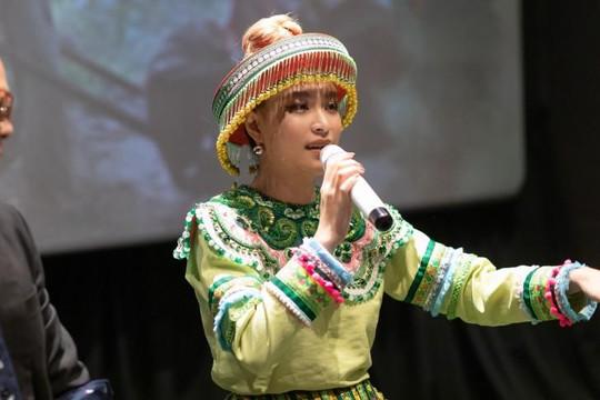 Hoàng Thùy Linh: 'Tôi sẽ gửi lá ngón đến tận nhà nếu ai hỏi về chuyện quá khứ'