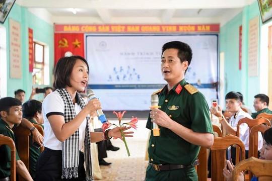 Ca sĩ Thái Thùy Linh: 'Có ý chí mạnh mẽ sẽ chạm được tới thành công'