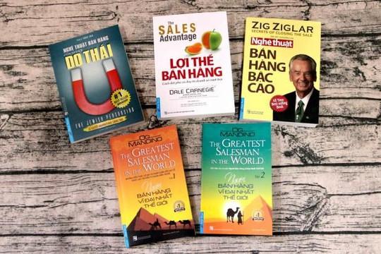 4 Cuốn sách mà người bán hàng nào cũng nên đọc