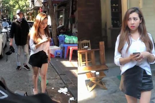 Thực hư clip chàng sinh viên chạy xe ôm bị mỹ nữ ở Hà Nội quỵt 200 ngàn?
