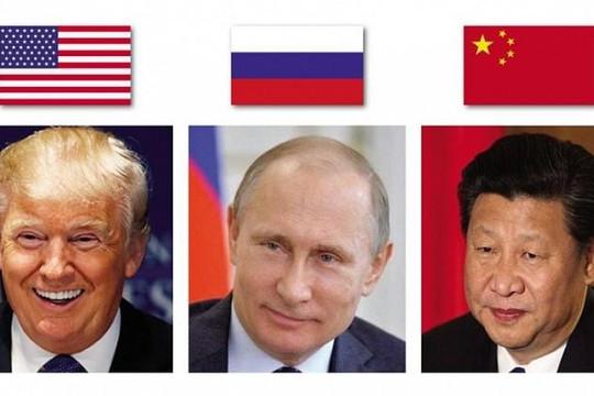 Ông Trump sẽ hội đàm với Tổng thống Putin trước khi gặp Chủ tịch Tập tại G-20