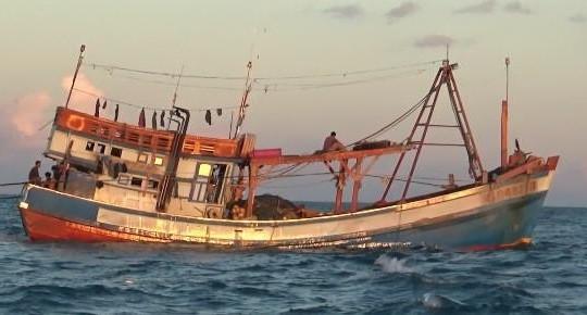 Cà Mau: Thành lập tổ xác minh việc ngư trường biển bị bán