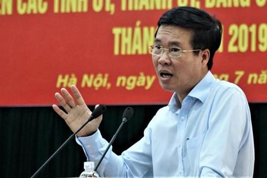 Ông Võ Văn Thưởng: 'Internet là xa lộ, cho mấy làn xe chạy là quyền chúng ta'