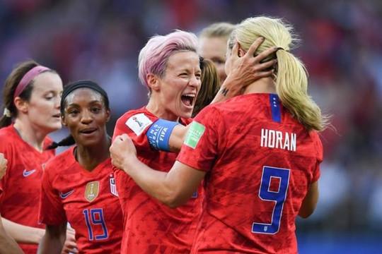 Trận chung kết World Cup bóng đá nữ có nhiều cầu thủ LGBT công khai nhất trong lịch sử