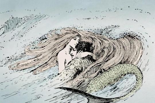 'Nàng tiên cá' vốn là bức thư tình đồng tính đầy tuyệt vọng của nhà văn Hans Andersen
