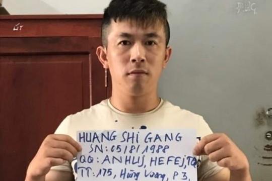 Khởi tố, cấm xuất cảnh một người Trung Quốc trong nhóm bắt cóc tống tiền