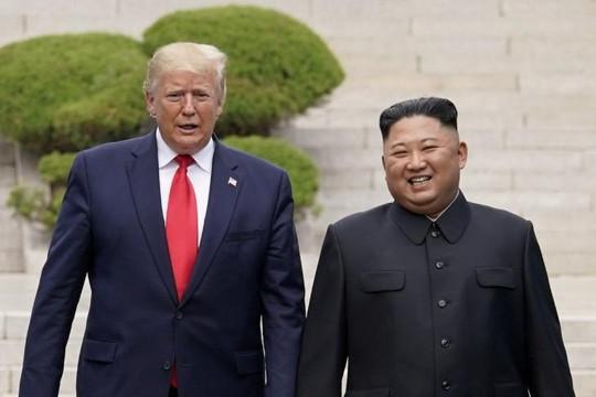 Mỹ xem xét dỡ bỏ trừng phạt Triều Tiên