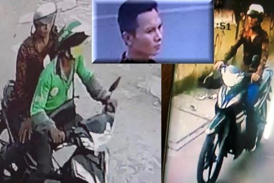 Ảnh cận cảnh mặt nghi phạm cứa cổ tài xế xe ôm ở TP.HCM bị phát tán