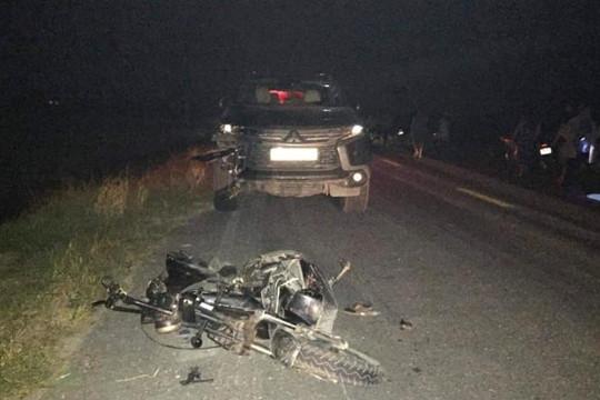 Khởi tố vụ án ô tô đâm xe máy điện khiến 3 em nhỏ tử vong