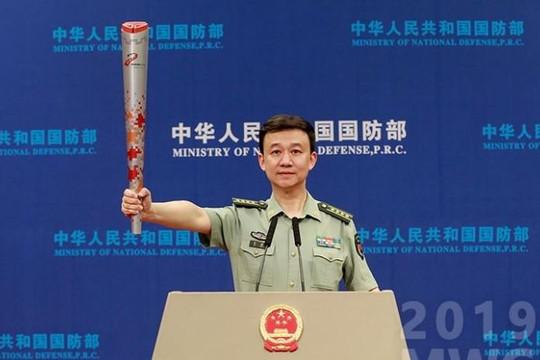 Cuộc biểu tình 10.000 người tại Vũ Hán qua tường thuật của báo Trung Quốc