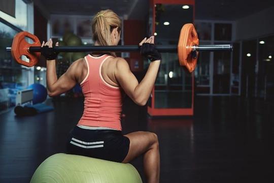 Tăng cường cơ bắp quan trọng hơn giảm béo