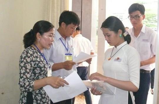 Cà Mau: Một thí sinh điểm 0 môn Ngữ văn kỳ thi THPT quốc gia 2019