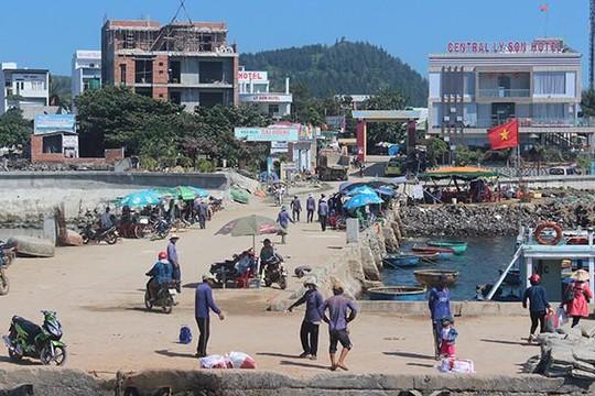 Trả phí tham quan đảo Lý Sơn: Vẫn chưa thống nhất cách thu