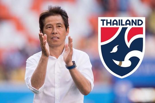 Akira Nishino làm HLV Thái Lan, hẹn gặp Việt Nam ngày 5.9 ở vòng loại World Cup
