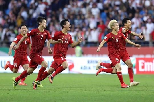 Chiều nay sẽ xác định đối thủ của tuyển Việt Nam tại Vòng loại World Cup 2022