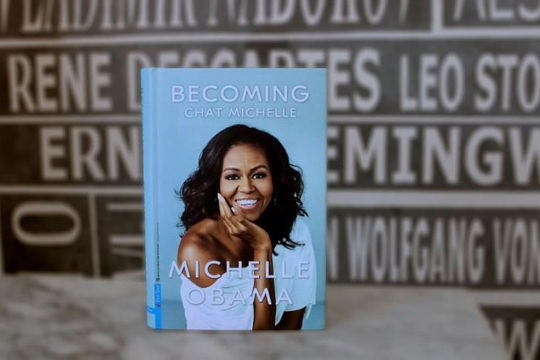 Chất Michelle - cuốn sách được mong đợi nhất 2019 chính thức phát hành tại Việt Nam