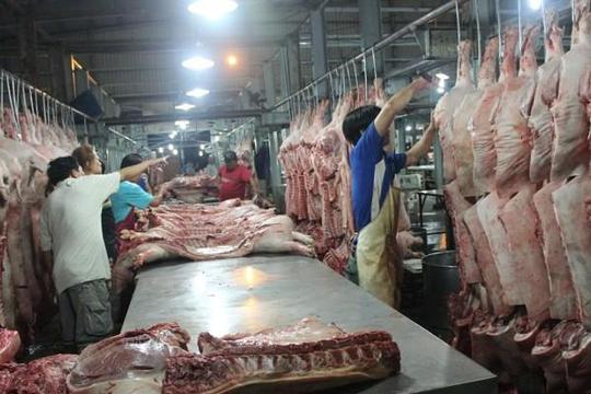 TP.HCM lên tiếng việc cấp giấy kiểm dịch 600kg thịt bị nhiễm tả heo châu Phi