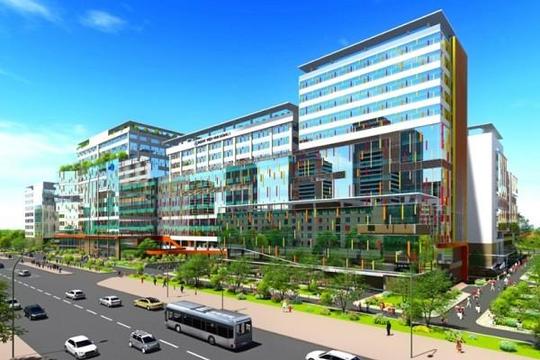 TP.HCM chi hơn 2 nghìn tỉ đồng xây mới Bệnh viện Nhi đồng 1