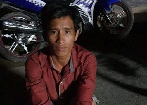 Kiên Giang: Bị bắt vì dám trộm ngay nhà trung tá công an