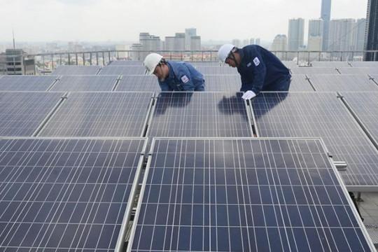 TP.HCM muốn thúc đẩy việc sản xuất điện từ mái nhà dân