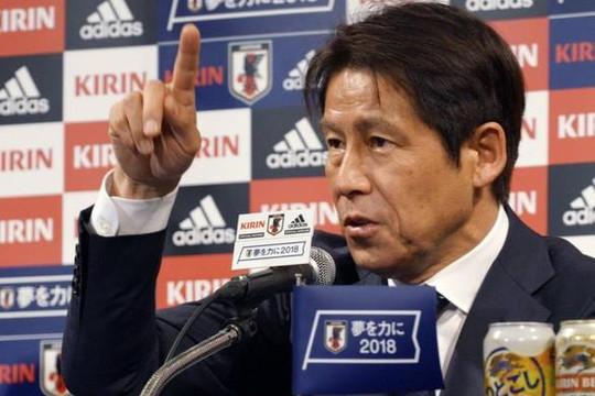 Tân HLV Thái Lan: 'Mục tiêu đầu tiên là đánh bại tuyển Việt Nam ở vòng loại World Cup'