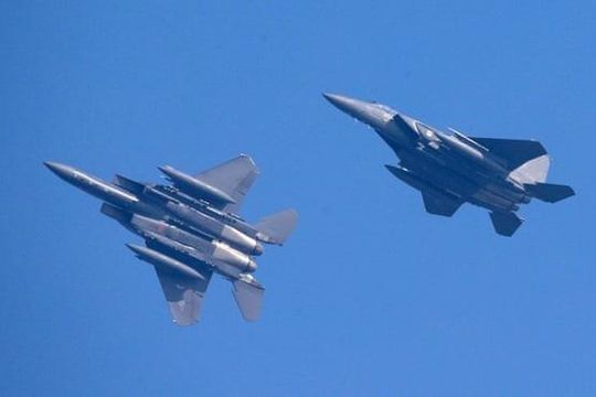 Chiến đấu cơ Hàn Quốc bắn 360 phát đạn cảnh cáo máy bay quân sự Nga