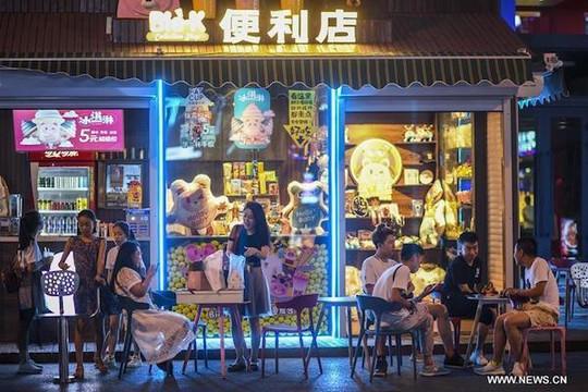 Bắc Kinh thể hiện quyết tâm phát triển 'kinh tế ban đêm'
