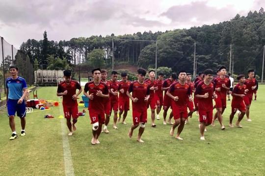 U.18 Việt Nam thua tuyển SV Nhật Bản trước ngày khởi tranh giải Đông Nam Á