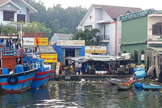 Quảng Ngãi: Đường đi lắt léo của Cụm công nghiệp hậu cần nghề cá Sa Kỳ