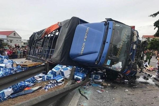 Khởi tố vụ tai nạn giao thông khiến nhiều người tử vong tại Hải Dương