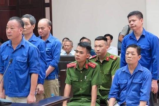 Cưỡng đoạt tài sản, Hưng 'kính' lĩnh án 48 tháng tù